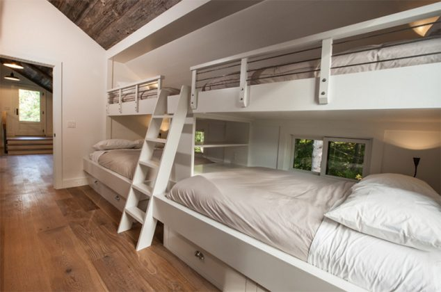 13 Inspirational Examples of Bunk Bed With Lighting
