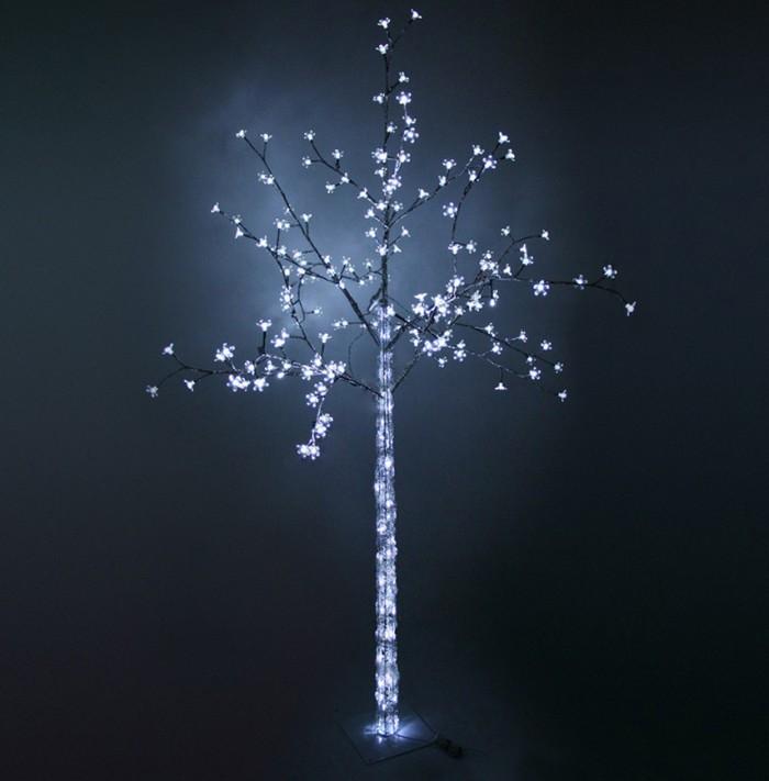 Albero di Natale luminoso a Led H 210