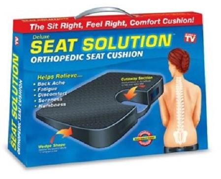 Cuscino Ortopedico da Seduta ergonomico