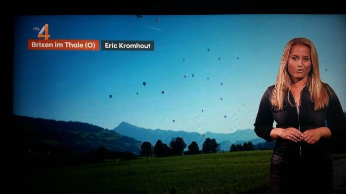 Ballonnen Kirchberg