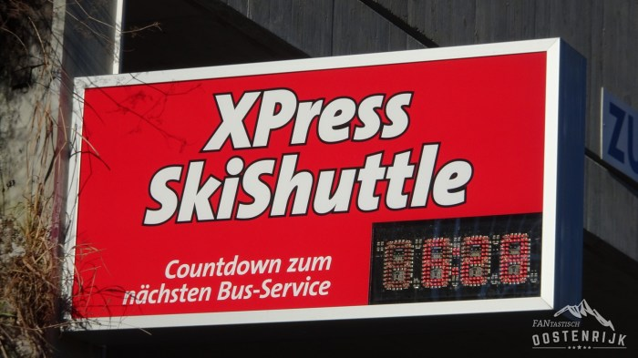 Ki West XPress Skishuttle