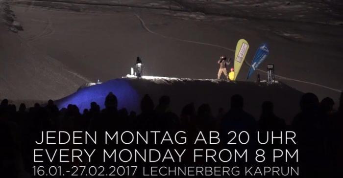 Kaprun Lechnerberg skishow