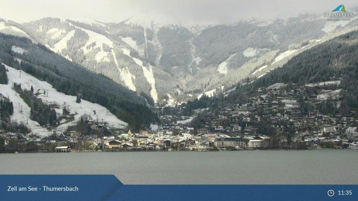 Zell am See 19 april 2017