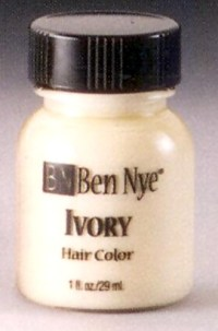 IVORY HAIR COLOR MAKEUP IVORY LIQUID HAIR COLOR [HI-1] - $5.99