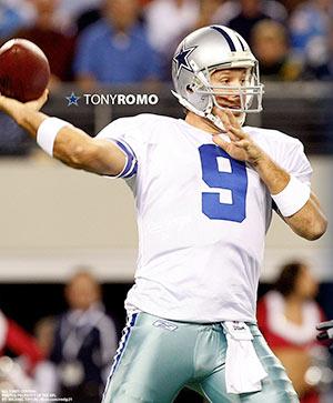 2012 Fantasy Football Players Who Have Good Matchups ROS - Tony Romo