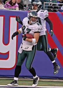 2012 Fantasy Football Tight End Sleepers - Brent Celek