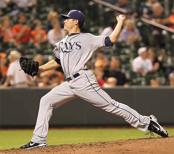 2013 Fantasy Baseball Buy Low Sell High - Matt Moore is a good sell high candidate