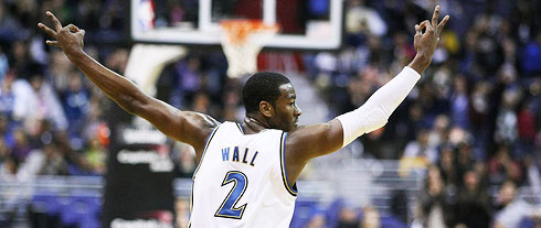 Fantasy Basketball - Players on Cold Streak - John Wall