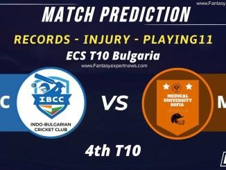 IBCC vs MUS Dream11 Team Prediction