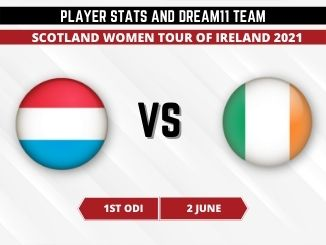 NED vs IRE Player Stats 1st ODI, Playing11, Dream11 Team Prediction
