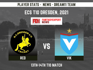 RCD vs VIK Player Stats and Record