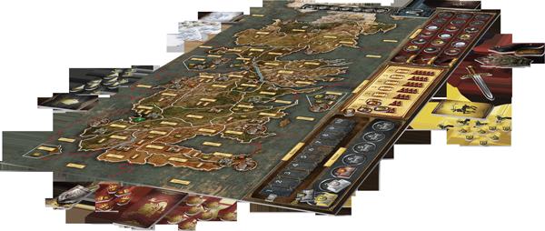 Juego de Tronos El juego de tablero Segunda edición
