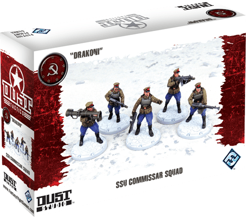 SSU Commissar Squad
