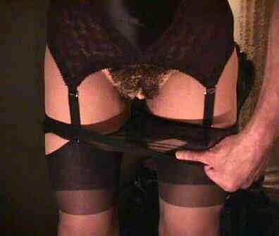 Sheath with Urinating Bladder Vee String