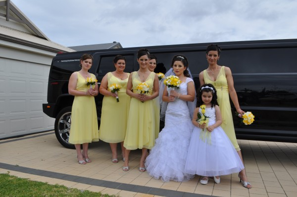 wedding-party-limousines-perth