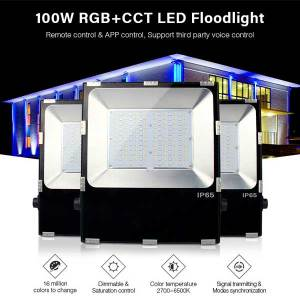 100W RGB CCT Floodlight