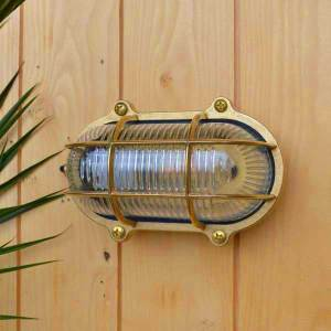 Oval Wall Light