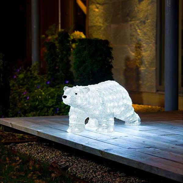 3D Polar Bears