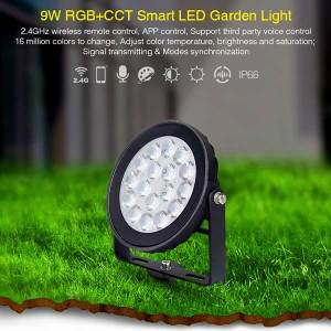 9W RGB CCT Floodlight