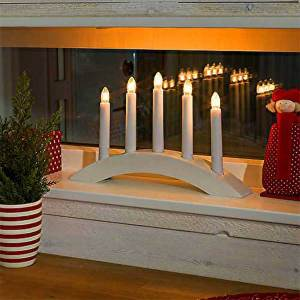 Candle Arches