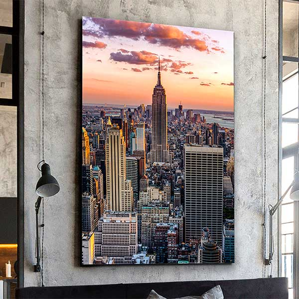 Empire State Painting