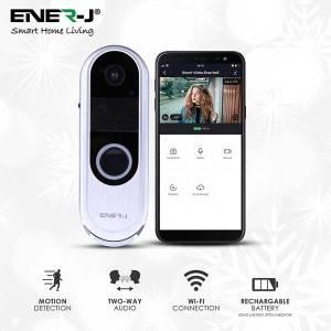 Premium Slim Doorbell, 2 way audio 5
