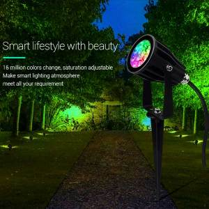 RGB+CCT Smart LED Garden Light 5