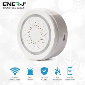 Wifi Siren Alarm Sensor 5