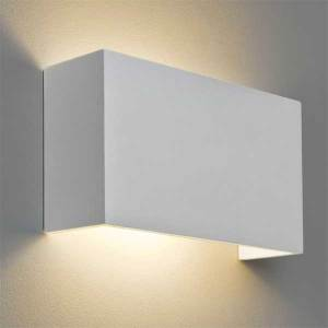 Square Ceramic Wall Light