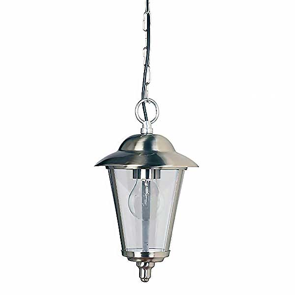 Stainless Steel Outdoor Lantern