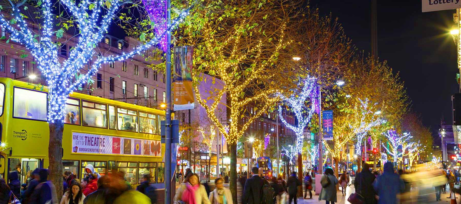 Tree Lights Dublin