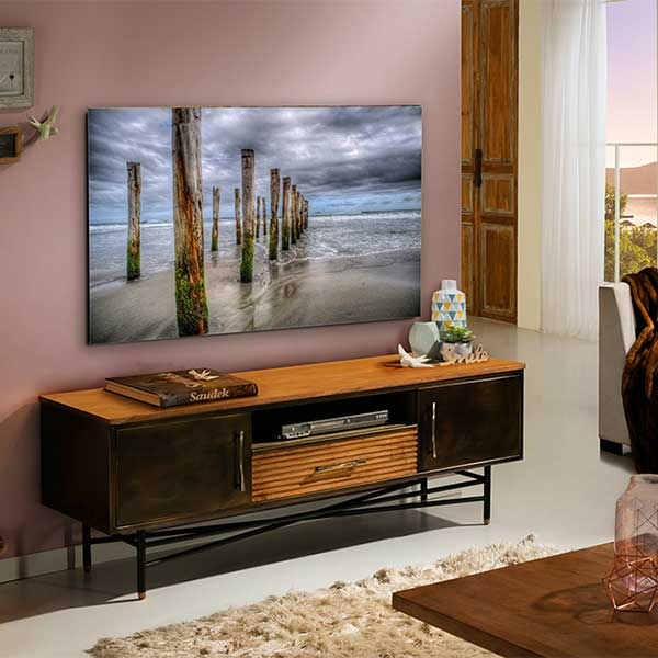 Waterfront Painting