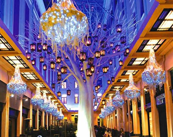 Shopping Centres Lights