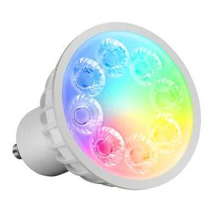 4W GU10 RGB CCT Spotlight
