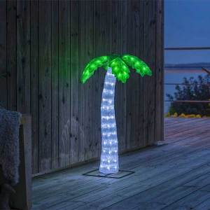 LED Acrylic Palm Tree