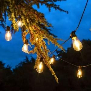20 LED Vintage Festoon Party Lights