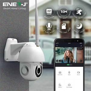 Smart WiFi Dome Outdoor IP Camera, IP65