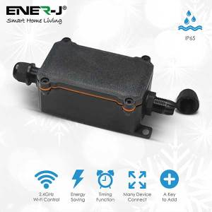 Smart WiFi Outdoor Relay Switch