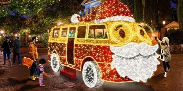 Supply Christmas Lighting Service