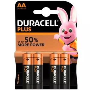 Duracell Plus Alkaline AA Batteries