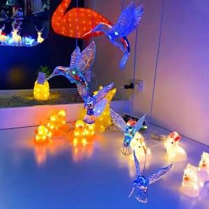 LED Hummingbirds