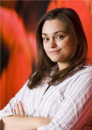 Laura Gallego escritora de Guardianes de la ciudadela