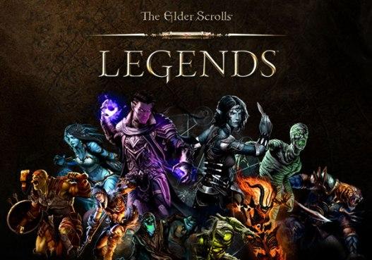 Resultado de imagen para the elder scrolls legends