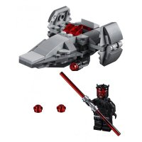 Lego Star Wars Microfighters Series 6 Sith Infiltrator, 9 ...