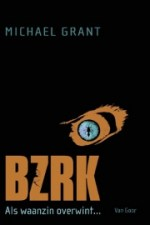 BZRK Boek omslag