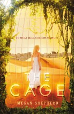 The Cage 1: The Cage Boek omslag