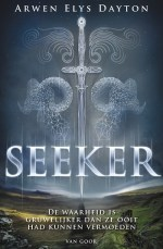 Seeker Boek omslag