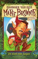 Verhalen uit het Betoverde Rijk 1: Dagboek van een maffe brownie Boek omslag
