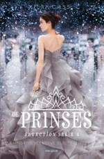 De Selectie 4: De prinses Boek omslag