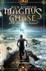 Magnus Chase en de goden van Asgard 2: De hamer van Thor Boek omslag